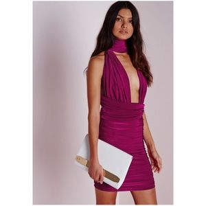 a557812564 Missguided Dresses - Missguided do it any way multiway slinky midi dres